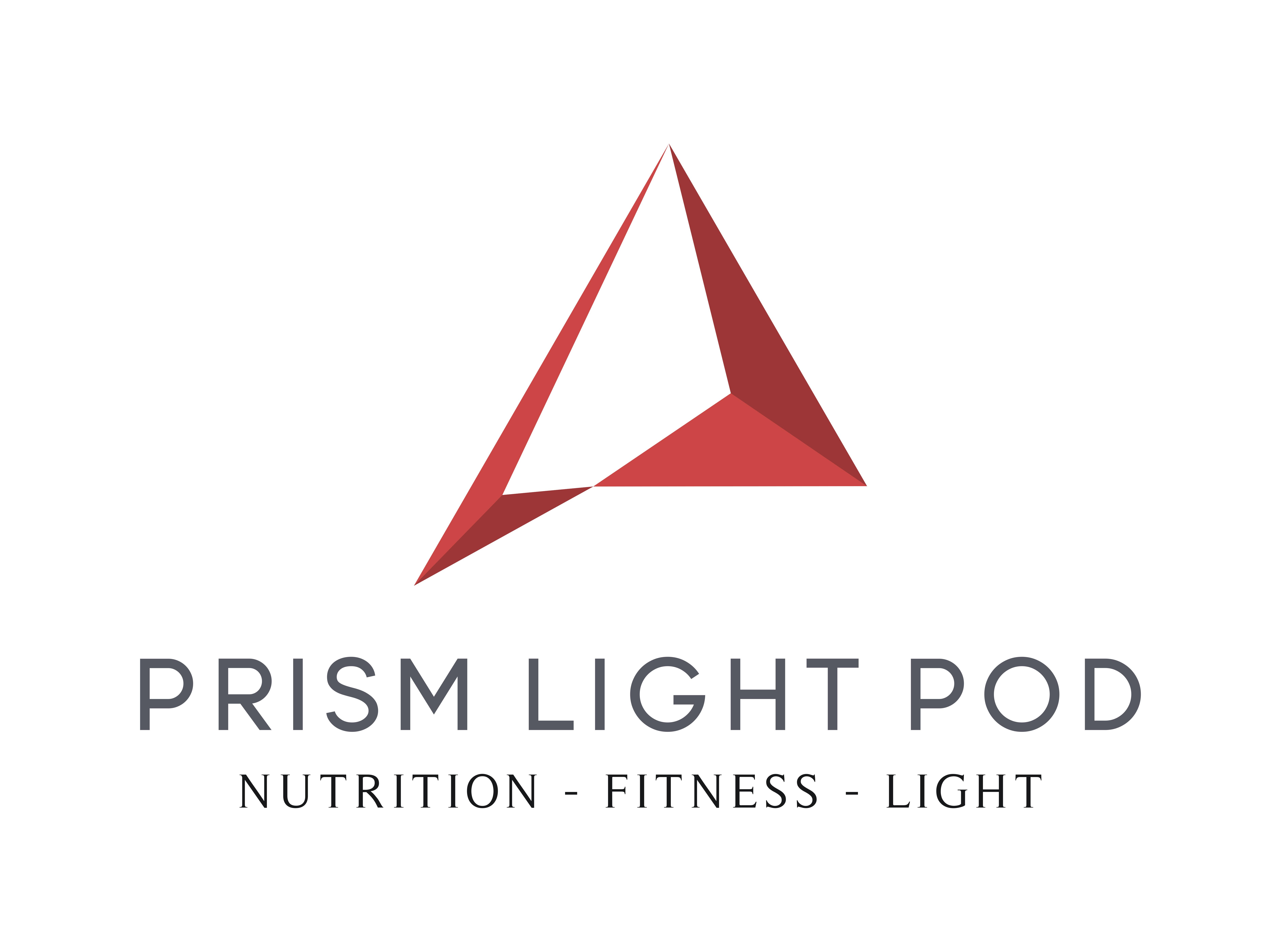 Prism Light Pod Logo